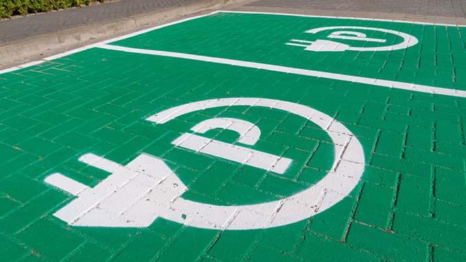 Parkplatz fürs E-Auto